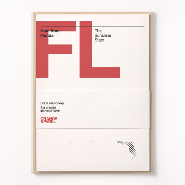 Florida Stationery Set