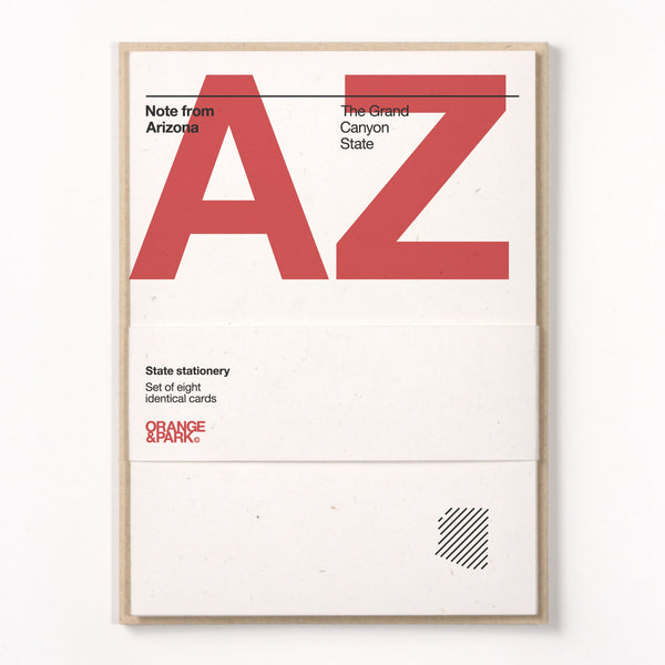 Arizona Stationery Set