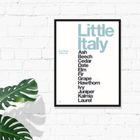 Little Italy Print