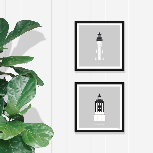 Point Loma Lighthouse Print