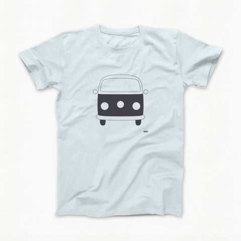 Bus shirt (light blue)
