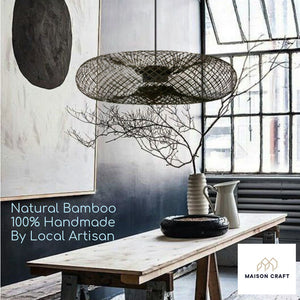 Glow Ceiling Lamp Collection from Bamboo