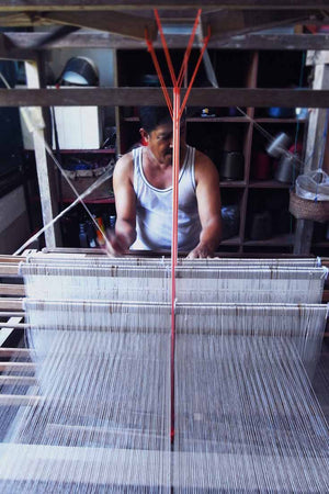 The making of cotton fabric