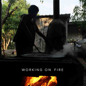 WORKING WITH FIRE