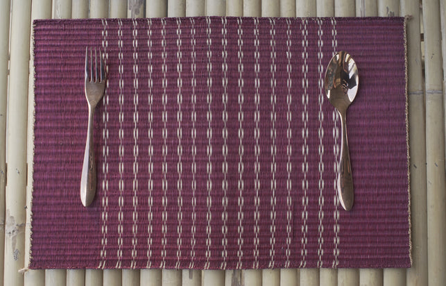 Placemat L Cherry Center chain