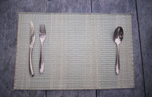 Placemat L Natural Mixed Sedge