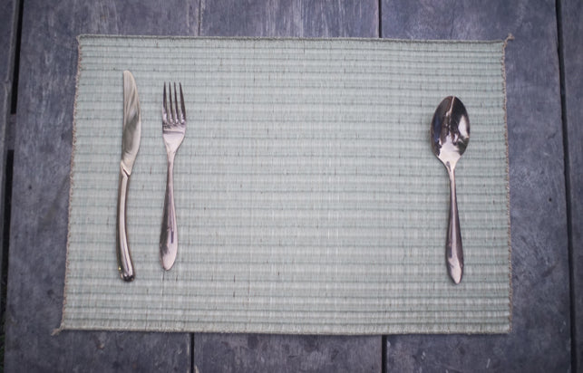 Placemat L Natural Sedge