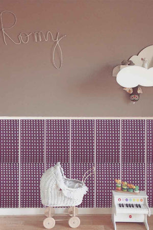 Wallcovering_Cherry grid