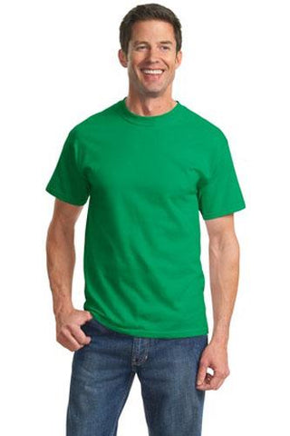 T-Shirt: Adult 3XL: Plain: Kelly Green