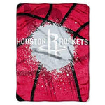 Blanket 60x80 NBA Houston Rockets Shadow Play