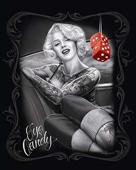 Blanket Queen Signature SE Select -DGA Marilyn Monroe Eye Candy