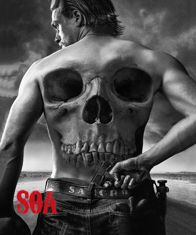 Blanket Queen- Sons Of Anarchy JAX