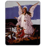Blanket Queen MIL- Angel Ct- Angel 801