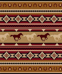Blanket Queen  Signature Select On The Move Horse Lodge