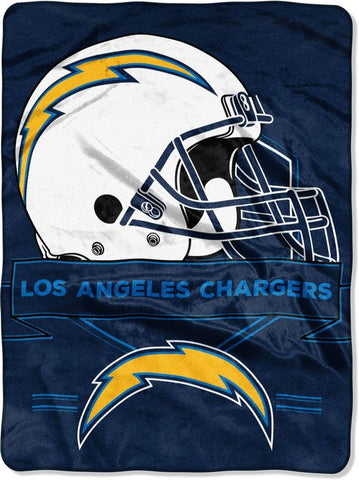 Blanket 60x80 NFL San Diego Chargers - 12th Man
