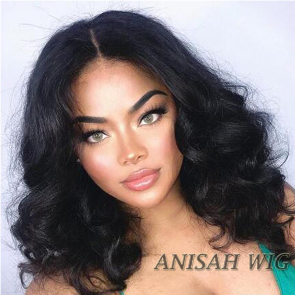 Wavy Bob Lace Front wig/Full Lace Wig