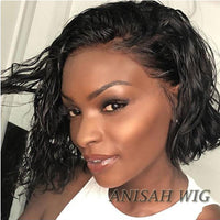 Human Hair Bob Wigs Short Lace Front wig/Full Lace Wig