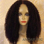 150 Density Curly Lace Front Human Hair Wigs/Full Lace Wigs