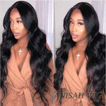 Body Wave Human Hair Lace Front Wig/ Full Lace Wig