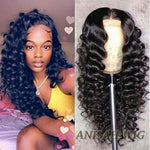 Wavy Human Hair Lace Front Wigs /Full Lace Wigs