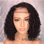 Brazilian Remy Hair Short Lace Front Human Hair Wigs/Full Lace Wigs Pre Plucked With Baby Hair