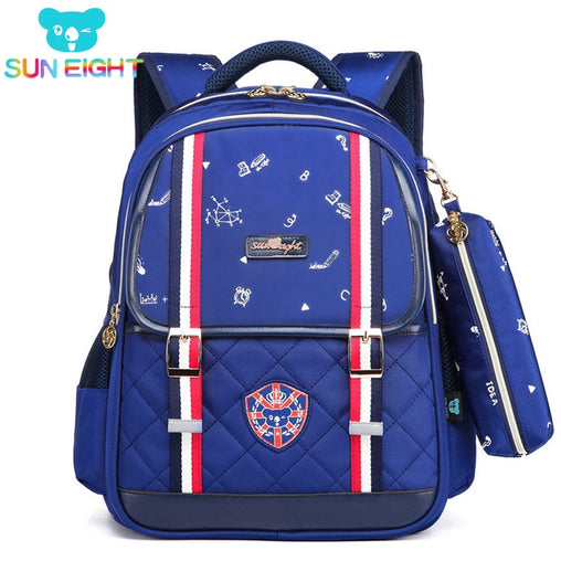 23cd565d2ef1 SUN EIGHT Backpack Schoolbag Polyester Fashion School Bags For Teenage Girls  and Boys High Quality Backpacks