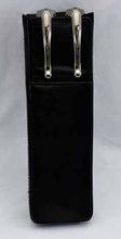 Load image into Gallery viewer, 2LPH-Two Leather Pen Holder - Black