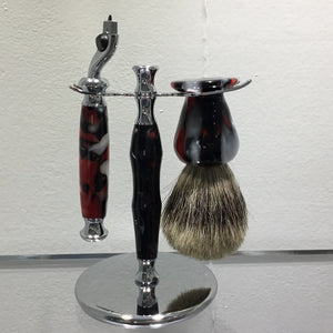 Shaving Set Fire & Ice