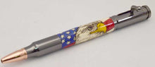 Load image into Gallery viewer, Bald Eagle Bolt Action Click Pen