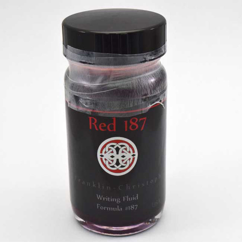 Bottled Ink - Red Franklin Christoph - BG166