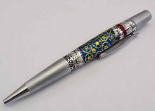 Load image into Gallery viewer, Foil Wire Gears Elegant Sierra Ballpoint Twist Pen
