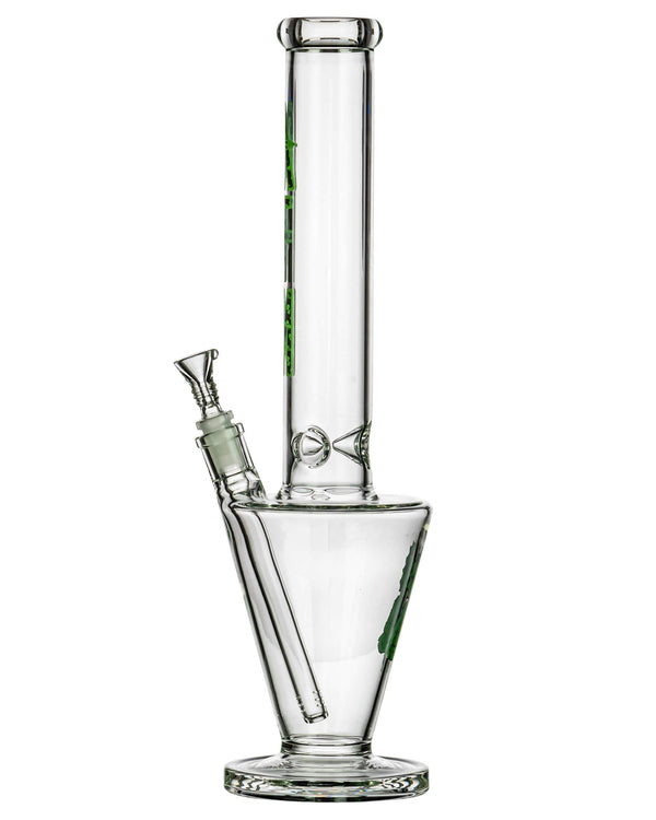 "18"" Upside Down Beaker Bong Bong AFM Glass"