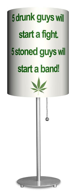 5 Guys Cannabis Lamp