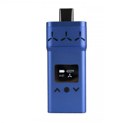 AirVape X Vaporizer Flower Power Packages Blue