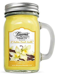 Beamer Candle Co. Ol' Fashion French Vanilla 12oz Candle (1 Count) Flower Power Packages