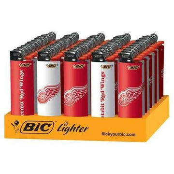 BIC Detroit Red Wings (50 Count)
