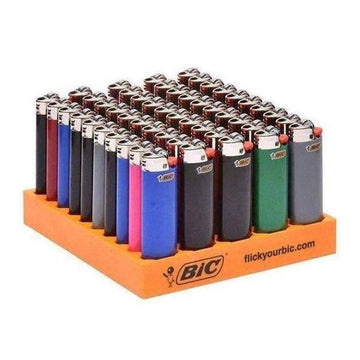 Bic Lighter Classic 50ct Display