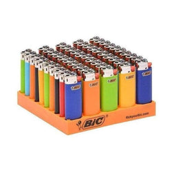 Bic Lighter Mini 50ct Display