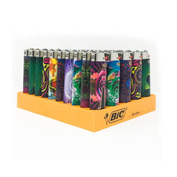 Bic Lighter Prismatic (50 Count)