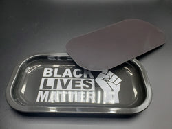 Black Lives Matter Magentic Rolling Tray