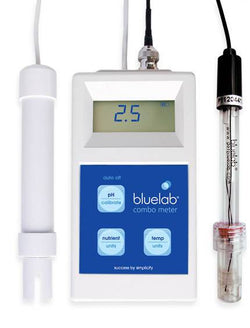 Bluelab Combo Portable PH Meter