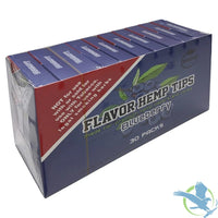 Boom Flavor Hemp Tips - 30 Packs Flower Power Packages
