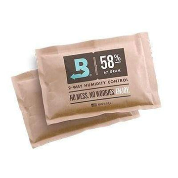 Boveda 58% Humidity Pack 67gr