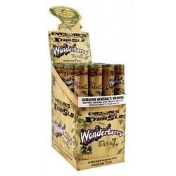 Cyclones Wonderberry Extra Slow Hemp Cone (24 Count Display)