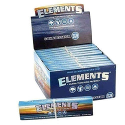 Elements Connoisseur King Size Slim Rolling Paper