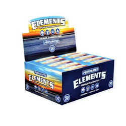 Elements Perforated Tips (50 Count Display)