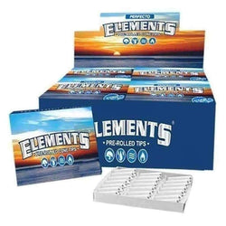 Elements Pre-Rolled Rolling Tips