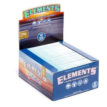 Elements Ultra Thin King Size Papers