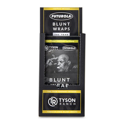 Futurola Tyson Ranch Terpene Infused Blunt Wraps (25 Count Display)