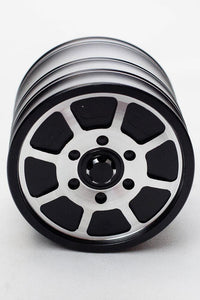 Genie 8 spoke rims aluminium grinder Flower Power Packages